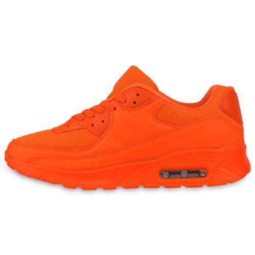 Damen Sportschuhe Laufschuhe - Neon Orange