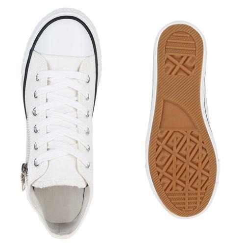 Damen Sneaker in Weiß (812557-686) - stiefelparadies.de b95d958dfa