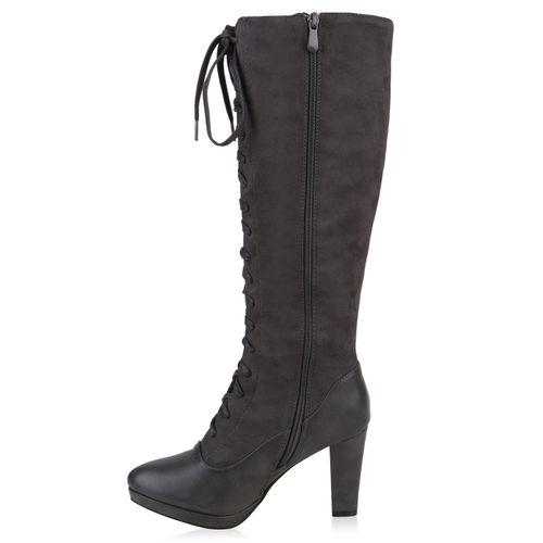Schnürstiefel Stiefel Schnürstiefel Grau Stiefel Damen Damen Stiefel Schnürstiefel Damen Grau Stiefel Damen Grau Schnürstiefel qUPn7wRx