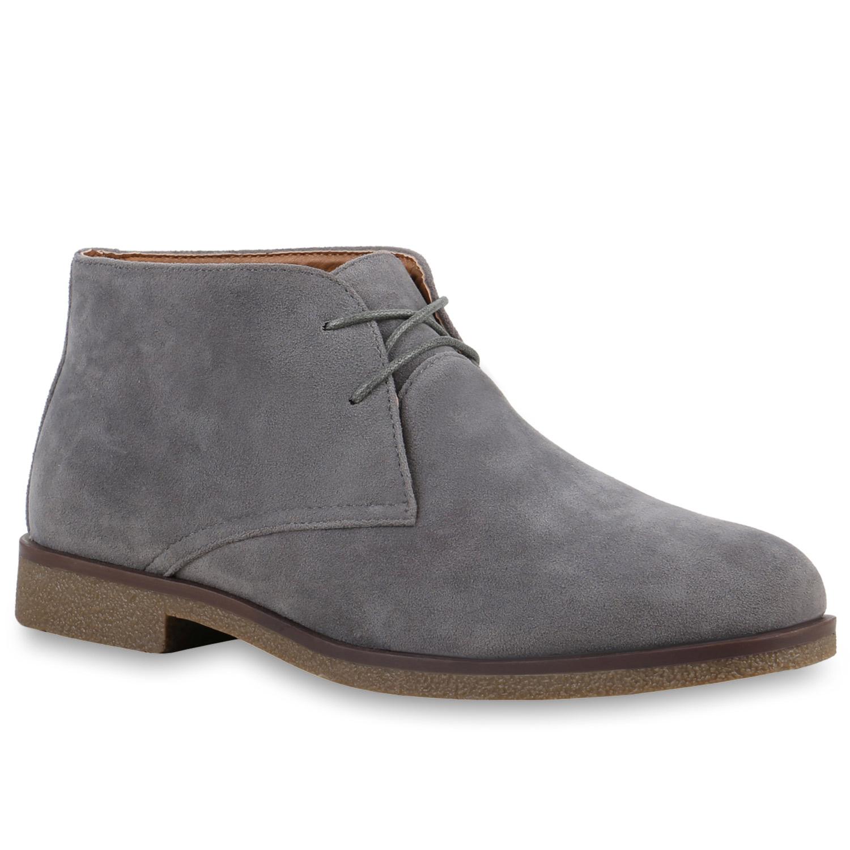 herren boots in grau 813041 514. Black Bedroom Furniture Sets. Home Design Ideas