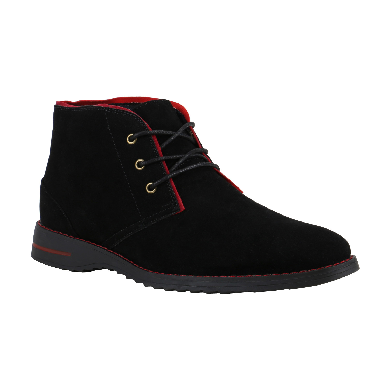 Herren Boots Desert Boots - Schwarz