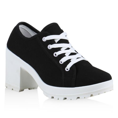 Damen Damen Boots Schwarz Stiefeletten Ankle Ankle Stiefeletten qqBnaU