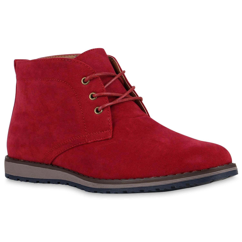 herren boots in rot 813860 523. Black Bedroom Furniture Sets. Home Design Ideas