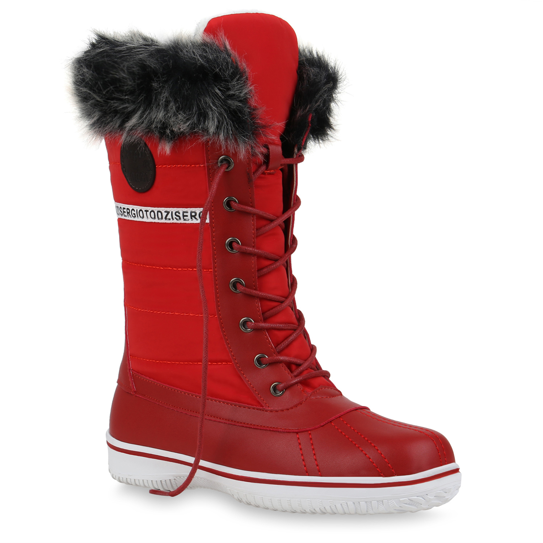 Winterstiefel Rot Damen Rot Rot Stiefel Damen Damen Stiefel Winterstiefel Winterstiefel Damen Stiefel 8nwm0ONv