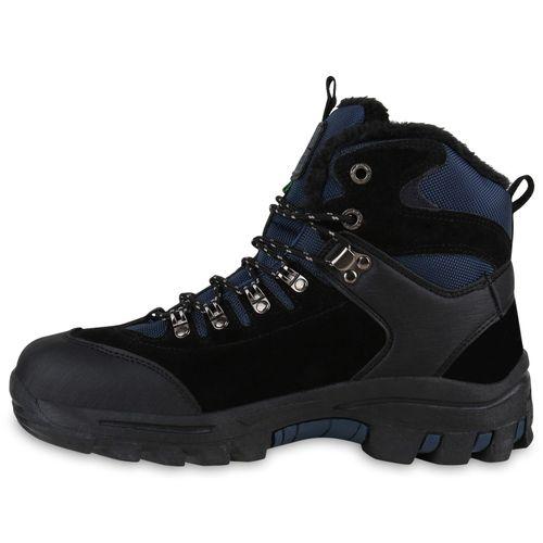 Schuhe Herren Boots Boots Outdoor Herren Dunkelblau x8qICvw