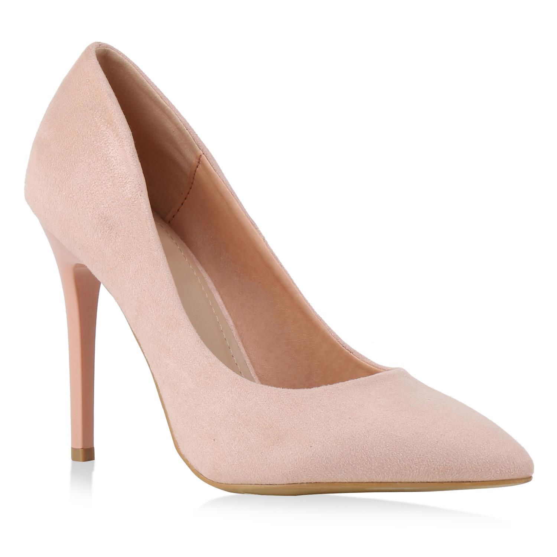 damen pumps in rosa 814285 3369. Black Bedroom Furniture Sets. Home Design Ideas