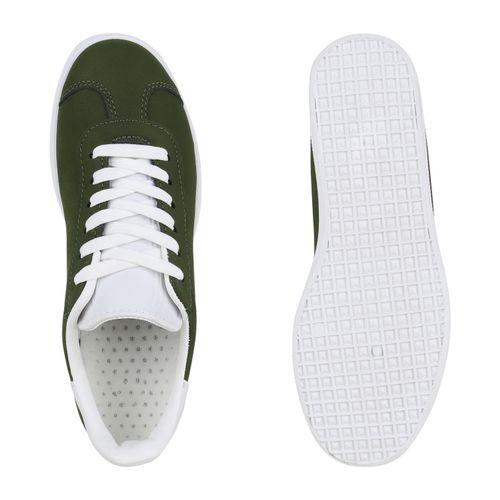 Dunkelgrün Sneaker Damen Damen Dunkelgrün Low Damen Sneaker Sneaker Low Low qgpxEUwpRz