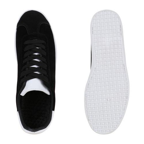 Herren Schwarz Herren Sneaker Low Low Schwarz Schwarz Sneaker Low Herren Sneaker Herren r4RSCrq