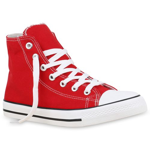 Rot High Sneaker Herren Rot Herren Sneaker Herren High Sneaker z8zxwtU