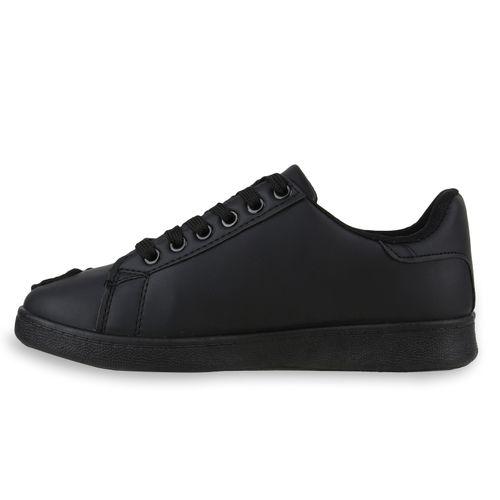 Low Schwarz Damen Schwarz Sneaker Sneaker Low Sneaker Schwarz Low Damen Damen Sneaker Damen 7WRW6qdFwn