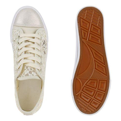 Creme Creme Damen Damen Creme Sneaker Sneaker Damen Creme Low Sneaker Damen Low Low Low Damen Sneaker Sneaker pwqw5Ax