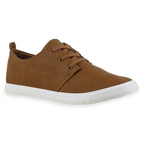Herren Sneaker low - Braun