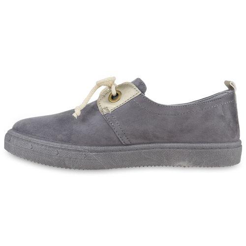 Damen Sneaker Low Sneaker Grau Sneaker Damen Grau Low Damen Grau Damen Low Sneaker pxqER