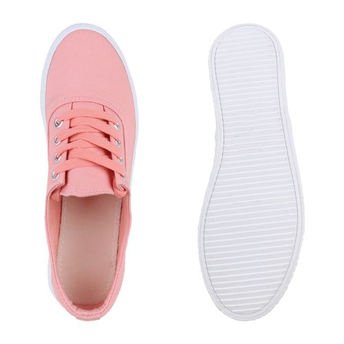 Sneaker Low Coral Low Damen Damen Sneaker Low Sneaker Coral Damen qE8AwrEc