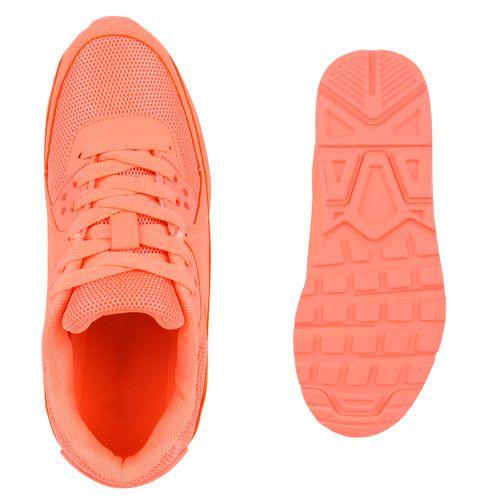 Damen Sportschuhe Laufschuhe - Apricot