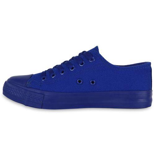 Low Sneaker Damen Damen Blau Sneaker 5qEtWx