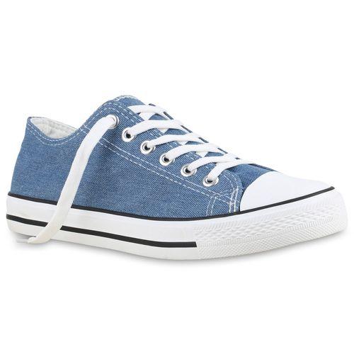 Herren Sneaker low - Hellblau