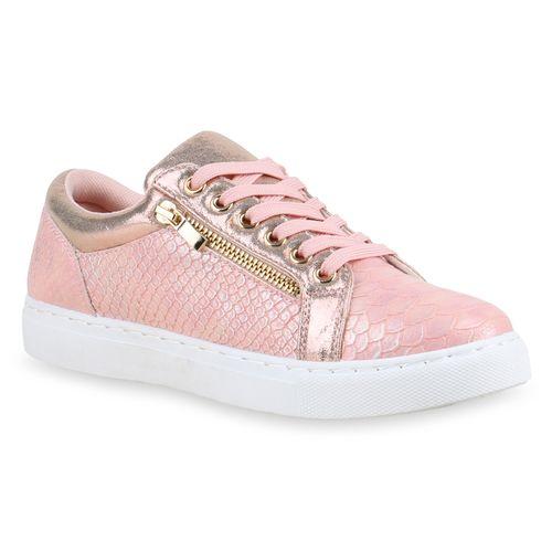 Damen Sneaker low - Rose Gold