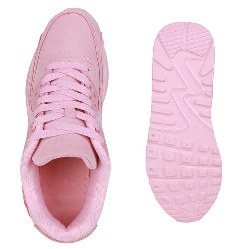 Billig Damen Schuhe Damen Sportschuhe in Rosa 8957013369