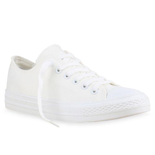Damen Damen Weiß Weiß Sneaker Sneaker Damen Low Low gZvxwq68x