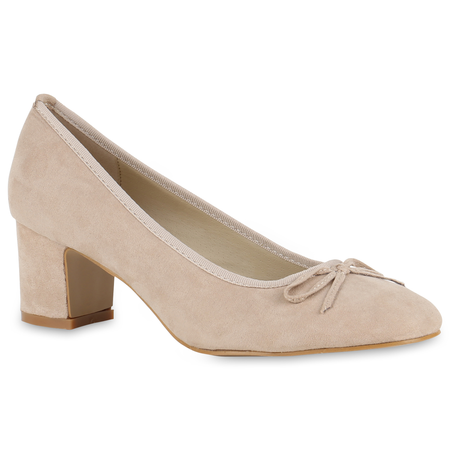 47001b07ecb80b Damen Pumps in Creme (815578-493) - stiefelparadies.de