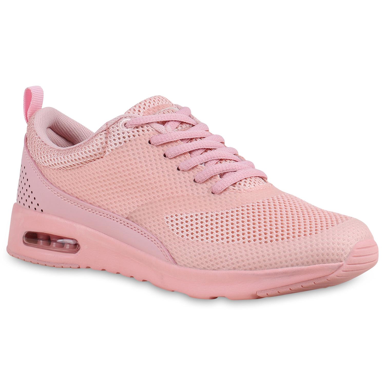 Sportschuhe - Damen Sportschuhe Laufschuhe Rosa › stiefelparadies.de  - Onlineshop Stiefelparadies