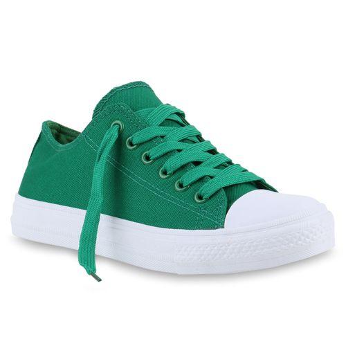 Low Damen Grün Damen Sneaker Sneaker ftf0Yw1