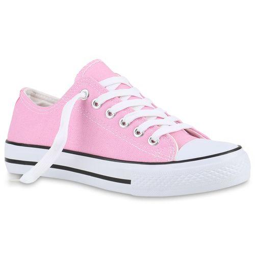 Damen Sneaker low - Rosa
