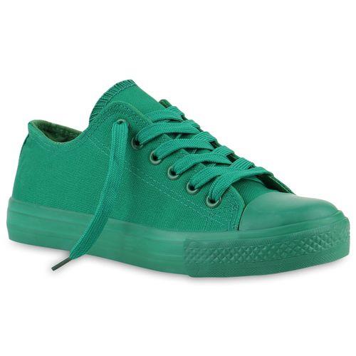 Damen Sneaker low - Grün