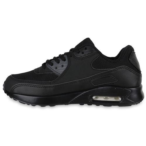 Billig Damen Schuhe Damen Sportschuhe in Schwarz 8936973401
