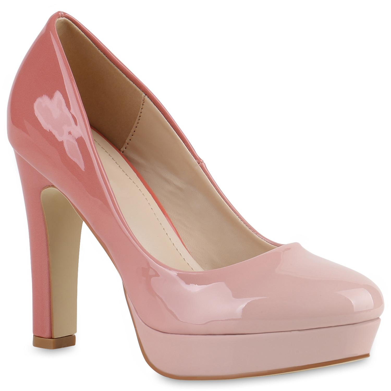 damen pumps in rosa 816916 3369. Black Bedroom Furniture Sets. Home Design Ideas