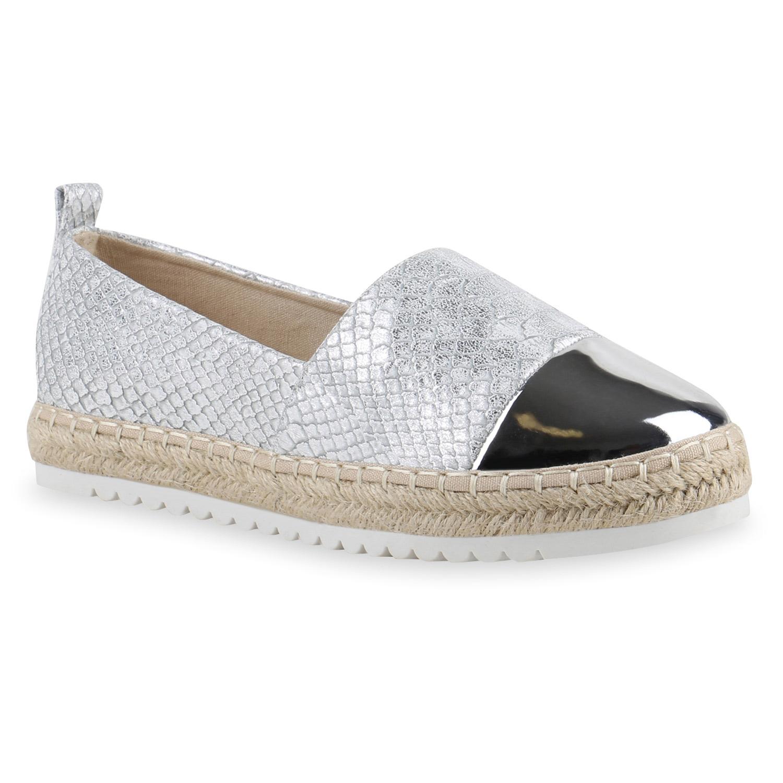 damen slippers in silber 817220 526. Black Bedroom Furniture Sets. Home Design Ideas