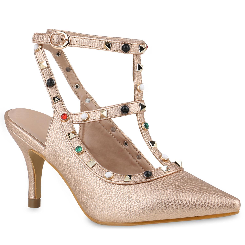 eb5ddf2360ca81 damen sling pumps von graceland in weiß available via PricePi.com ...