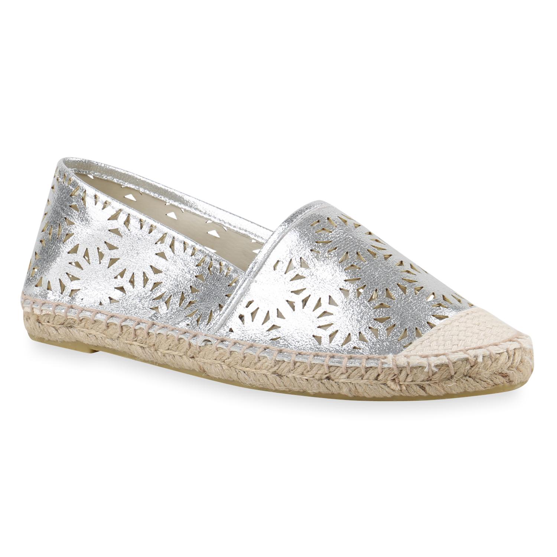 damen slippers in silber 817547 526. Black Bedroom Furniture Sets. Home Design Ideas