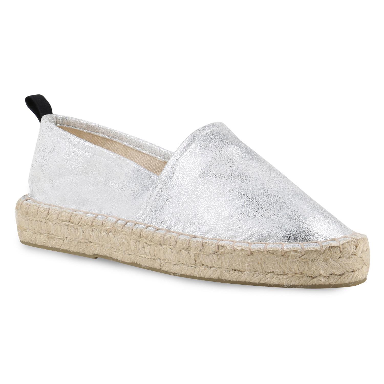 damen slippers in silber 817548 526. Black Bedroom Furniture Sets. Home Design Ideas
