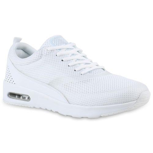 buy online 503e3 e0384 Herren Sportschuhe Laufschuhe - Weiß