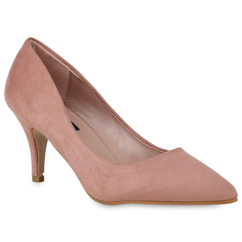damen pumps in rosa 818436 3369. Black Bedroom Furniture Sets. Home Design Ideas
