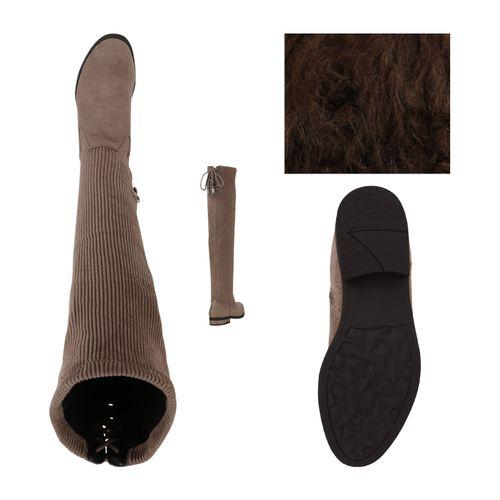 Damen Khaki Overknees Damen Overknees Khaki Stiefel Damen Overknees Damen Khaki Stiefel Stiefel RqtwFZIt