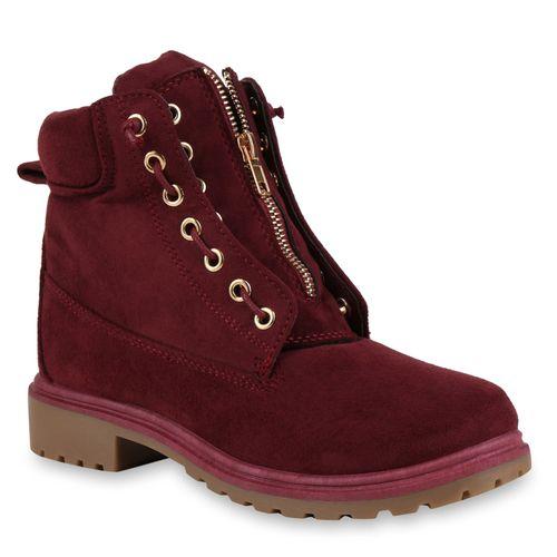 Damen Stiefeletten Worker Dunkelrot Worker Stiefeletten Damen Dunkelrot Boots Stiefeletten Boots Worker Boots Dunkelrot Worker Damen Stiefeletten Damen rAq6nrgO