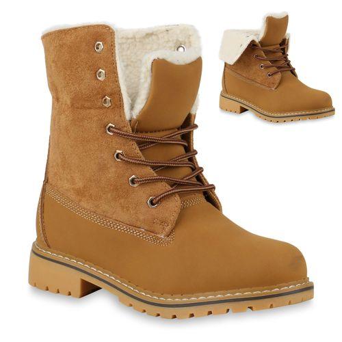 Worker Worker Damen Boots Damen Stiefeletten Stiefeletten Hellbraun 8wdq7d