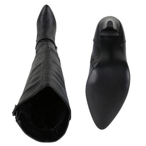 Klassische Damen Schwarz Klassische Klassische Stiefel Stiefel Damen Stiefel Schwarz Damen Damen Schwarz Klassische Schwarz Damen Stiefel Klassische fqPCO