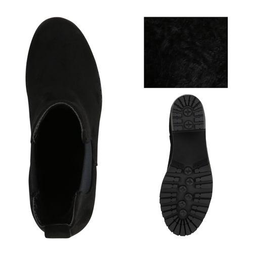 Chelsea Damen Boots Boots Stiefeletten Boots Boots Stiefeletten Damen Schwarz Schwarz Chelsea Schwarz Chelsea Damen Damen Chelsea Stiefeletten Stiefeletten w0ZSf0