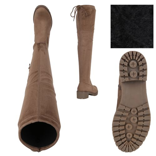 Stiefel Damen Overknees Damen Khaki Overknees Stiefel Stiefel Khaki Stiefel Overknees Khaki Damen Overknees Damen TqZXYqg