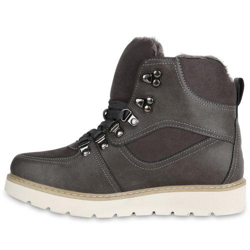 Outdoor Damen Schuhe Stiefeletten Damen Grau Stiefeletten qwxgP1Utw