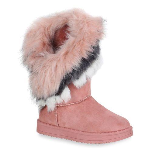 Damen Schlupfstiefel Rosa Damen Rosa Schlupfstiefel Stiefel Stiefel Damen Stiefel ggO01Xq8