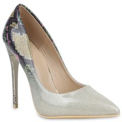 Damen Pumps in Creme (819335-493) - stiefelparadies.de dcaeaa7d0a