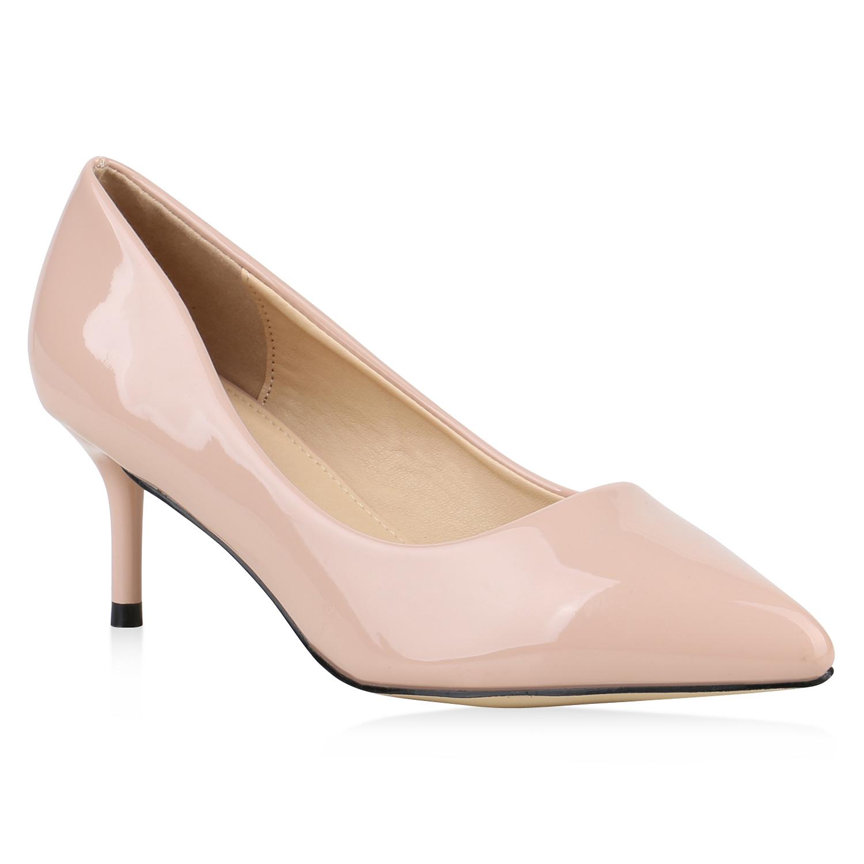 damen pumps in rosa 820264 3369. Black Bedroom Furniture Sets. Home Design Ideas