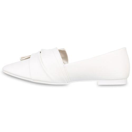 Slippers Slip Weiß Ons Damen Damen Slippers Weiß Slip Ons 7gqxPP