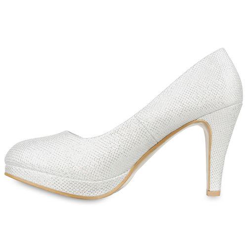 Klassische Weiß Damen Klassische Pumps Damen Damen Pumps Klassische Weiß xwqYX6Zzq