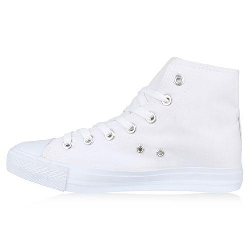 Herren Sneaker High Herren Weiß Sneaker ZHgXqX